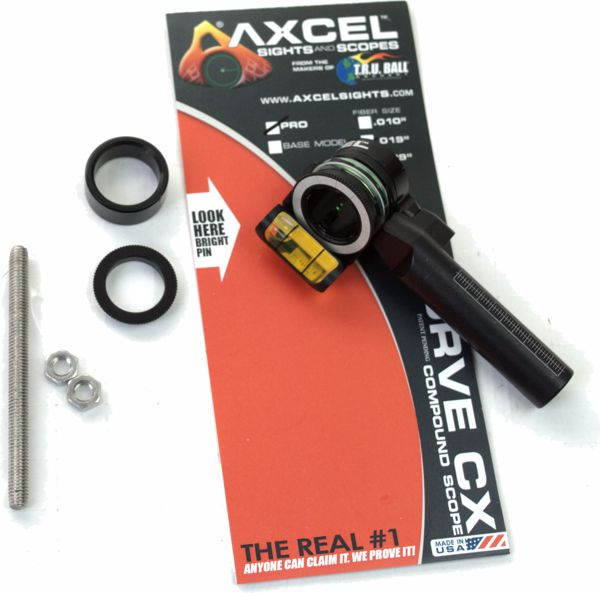 Axcel Curve RX Pro Compound Scope