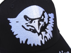 2013 Alternative Baseball Cap - eagle head embroidery