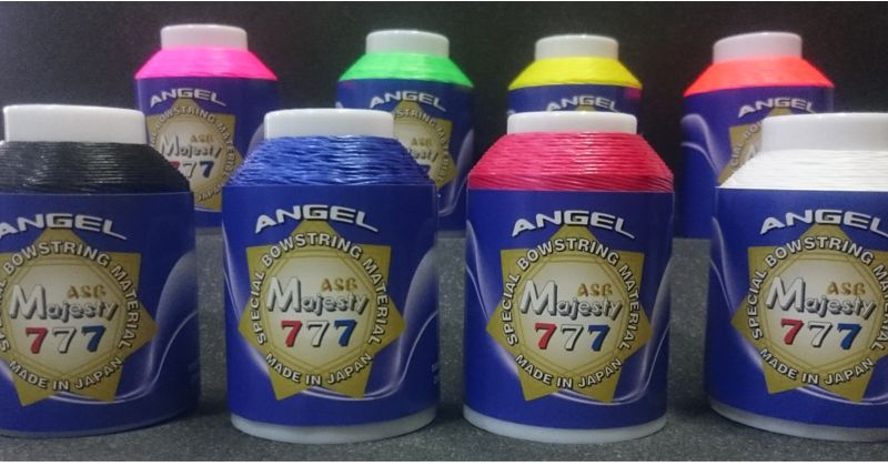 Angel Majesty 777 String Material - 250m