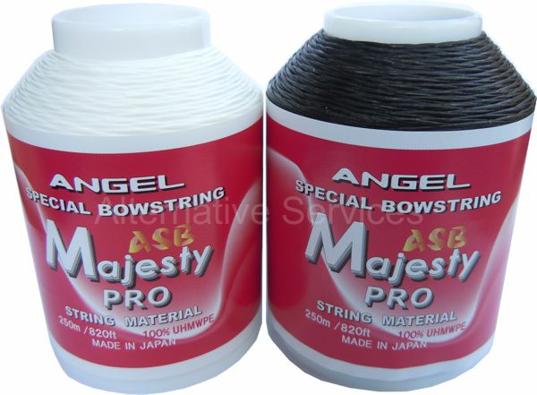 Angel Majesty Pro String Material - Black and White colours