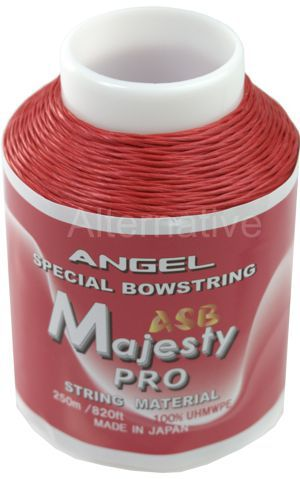 Angel Majesty Pro String Material - Royal Red
