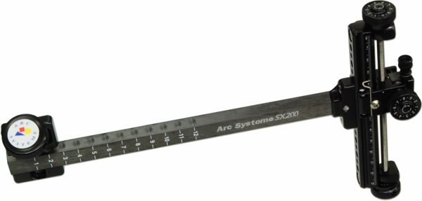Arc Systeme SX200 - Black