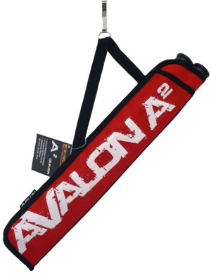 Avalon A2 Quiver - Red