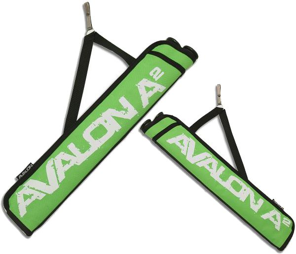 Avalon A2 Quiver - Green
