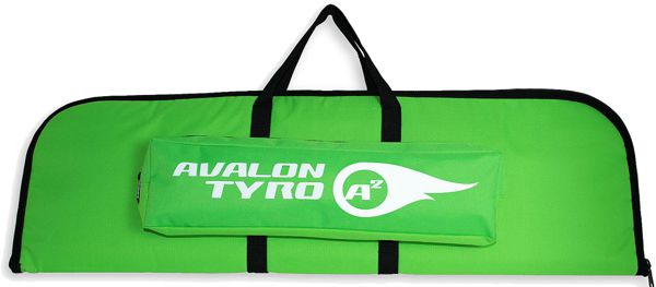 Avalon A2 Tyro Recurve Bag - Green