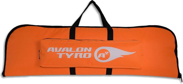 Avalon A2 Tyro Recurve Bag - Orange