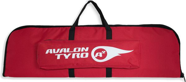 Avalon A2 Tyro Recurve Bag - Red