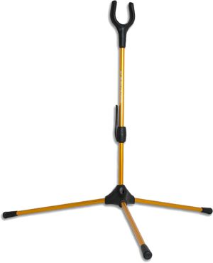 Avalon A3 Bow Stand - Gold