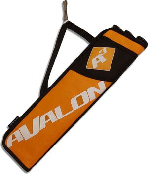 Avalon A3 Quiver - Orange