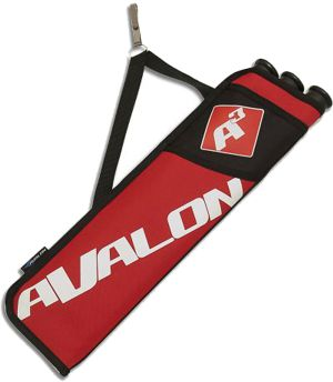 Avalon A3 Quiver - Red