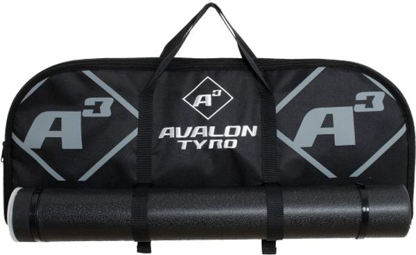 Avalon A3 Tyro Recurve Bag - Black