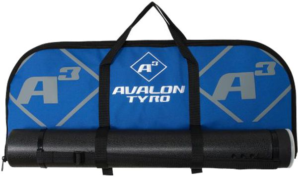 Avalon A3 Tyro Recurve Bag - Blue