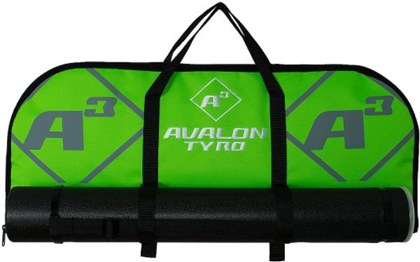 Avalon A3 Tyro Recurve Bag - Green