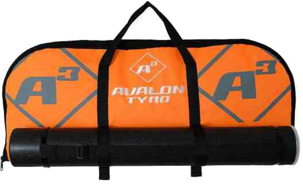 Avalon A3 Tyro Recurve Bag - Orange