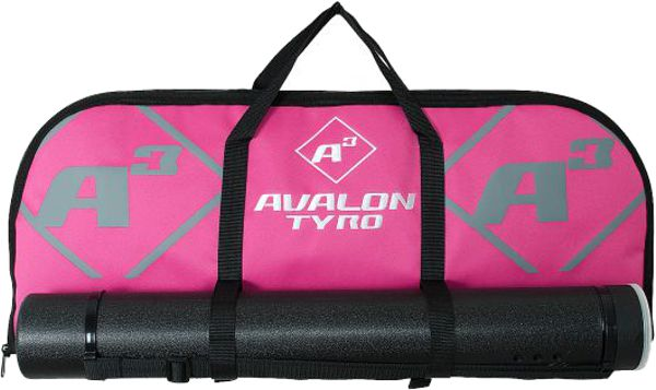 Avalon A3 Tyro Recurve Bag - Pink