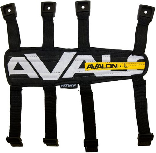 Avalon Arm Guard - Large - Black