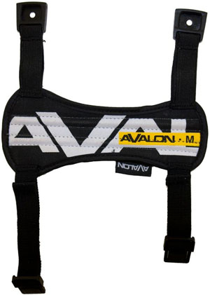 Avalon Arm Guard - Medium - Black