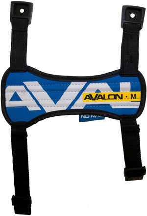 Avalon Arm Guard - Medium - Blue