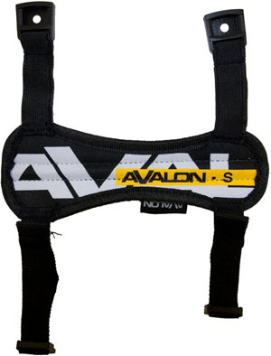 Avalon Arm Guard - Small - Black
