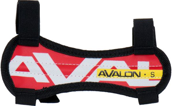 Avalon Arm Guard - Small - Red
