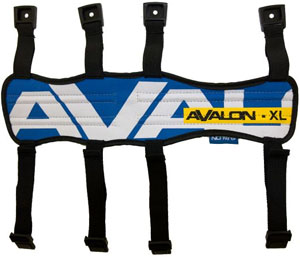 Avalon Arm Guard - XL - Blue