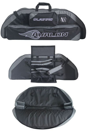 Avalon Classic Compound Bag - Gray