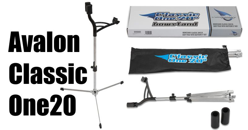 Avalon Classic One20 Bow Stand