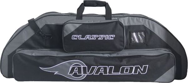 Avalon Classic Compound Bag - Grey