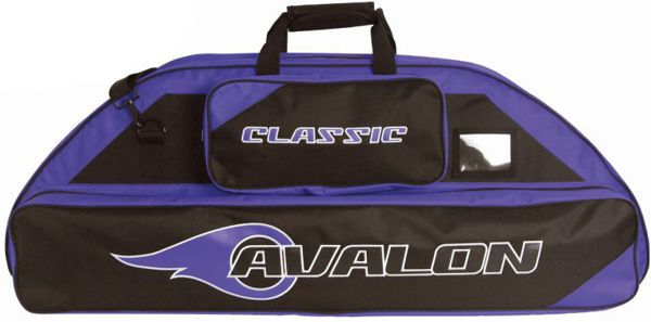 Avalon Classic Compound Bag - Purple