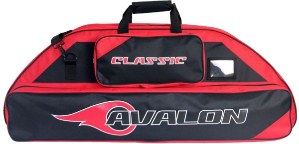 Avalon Classic Compound Bag - Red