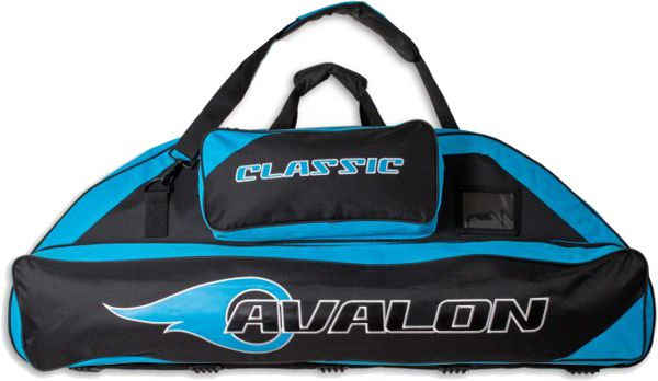 Avalon Classic Compound Bag - Turquoise