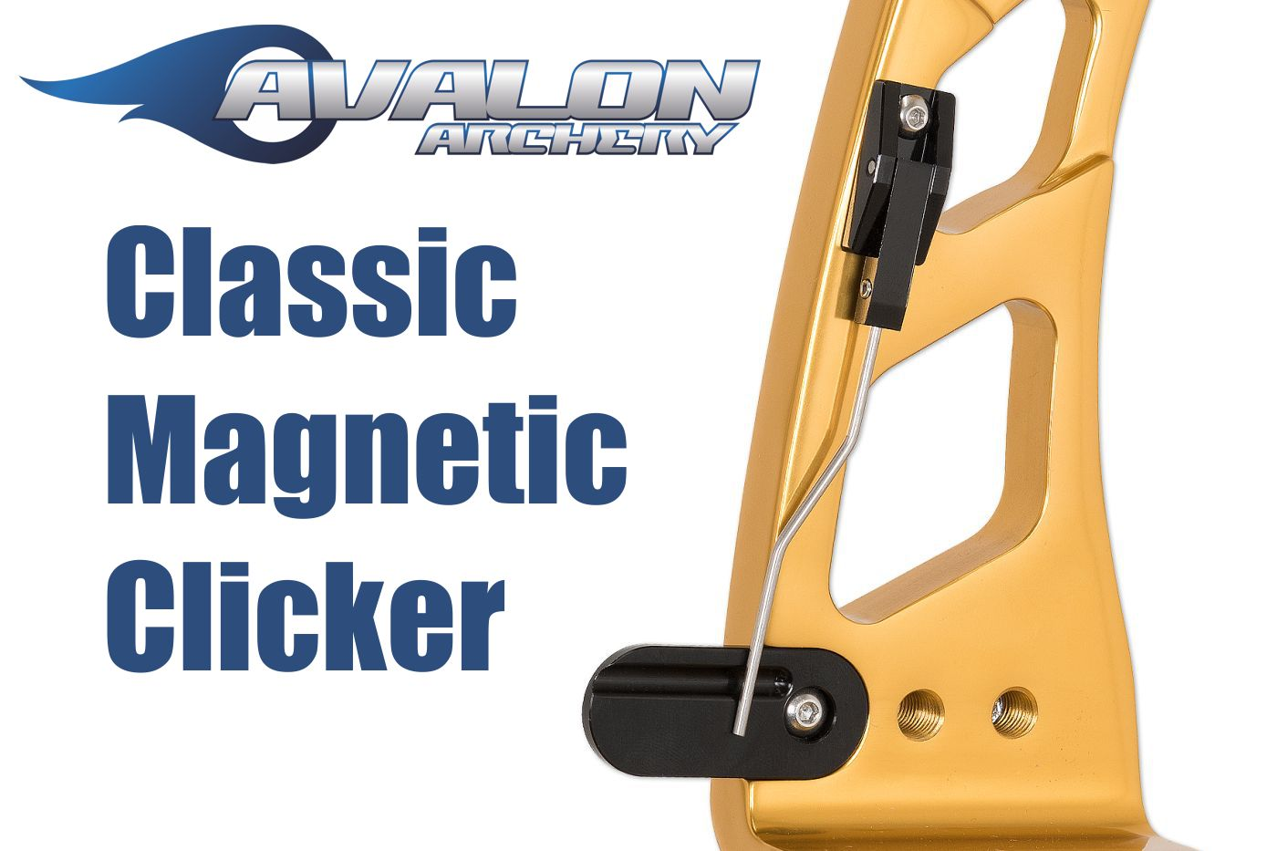 Avalon Classic Magnetic Clicker