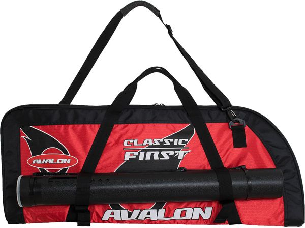 Avalon Classic First Recurve Bag - Red