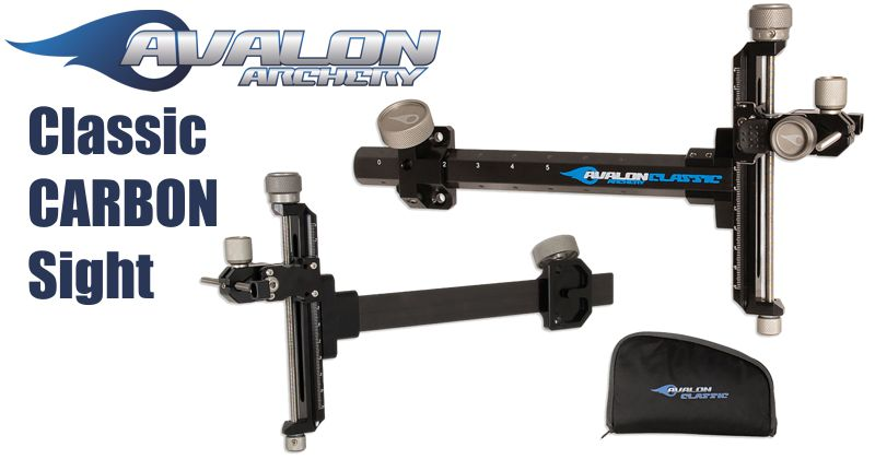 Avalon Classic CARBON Sight