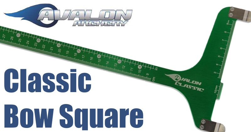 Avalon Classic Bow Square