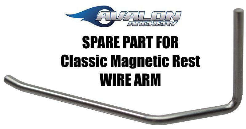 Avalon SPARE PART FOR Classic Magnetic Rest - WIRE ARM