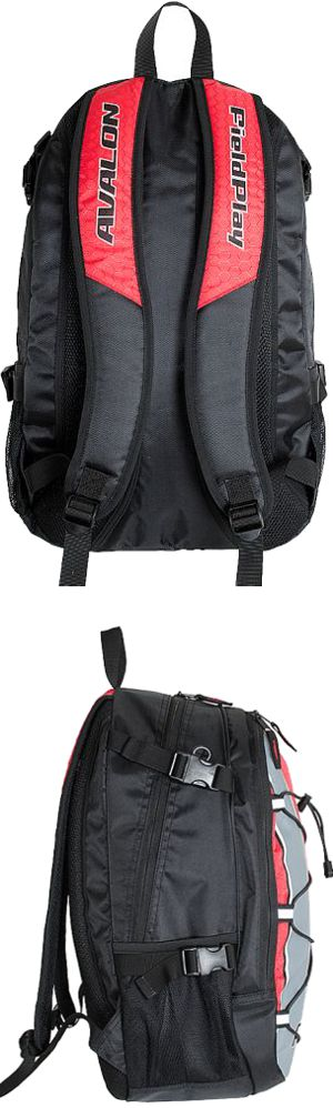 Avalon Field Play Rucksack - red