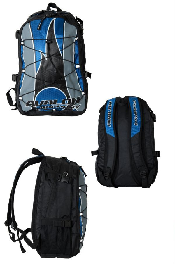 Avalon Field Play Rucksack - blue