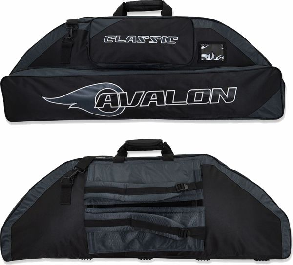 Avalon NEW Classic 106 Compound Bag - Charcoal