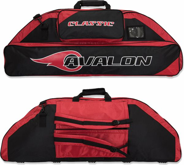 Avalon NEW Classic 106 Compound Bag - Red