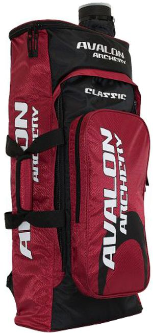 Avalon New Classic Backpack - Dark Red