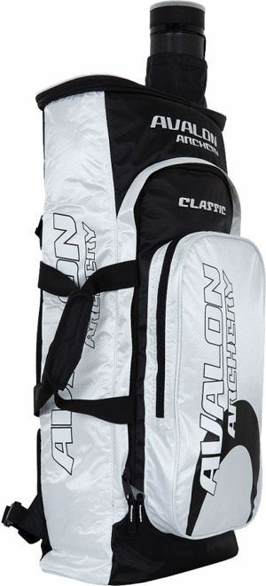 Avalon New Classic Backpack - White Pearl