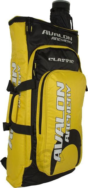 Avalon New Classic Backpack - Yellow