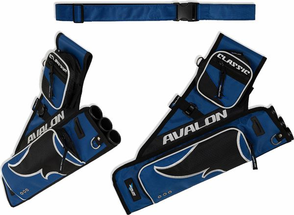 Avalon NEW Classic Quiver - Blue