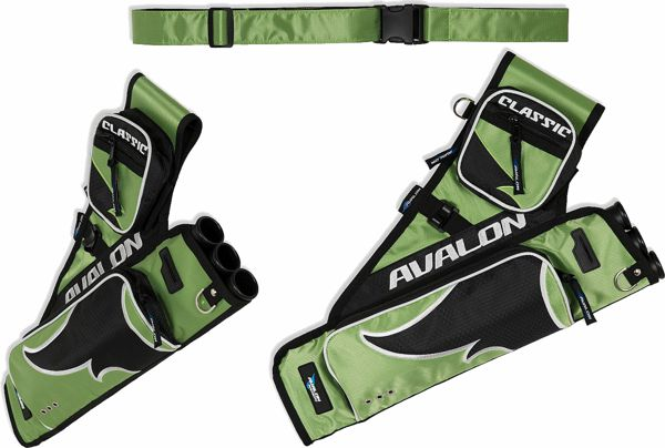 Avalon NEW Classic Quiver - Green