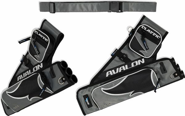 Avalon NEW Classic Quiver - Grey
