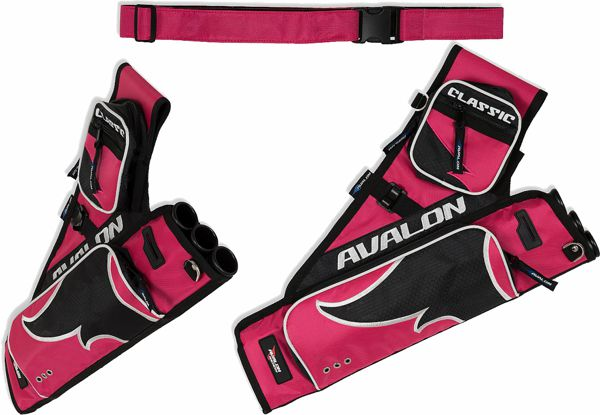 Avalon NEW Classic Quiver - Pink