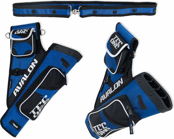 Avalon NEW Tec One Quiver - Blue