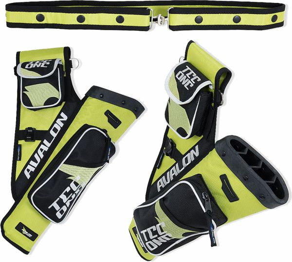 Avalon NEW Tec One Quiver - Green