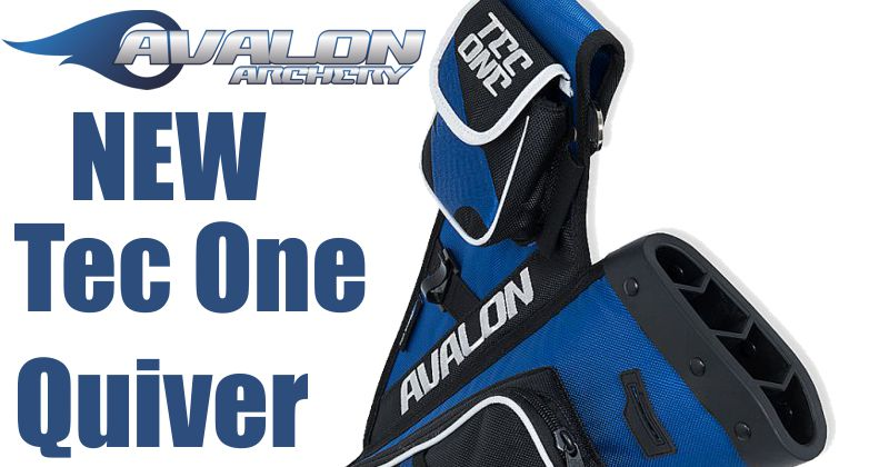 Avalon NEW Tec One Quiver